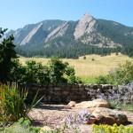 Boulder Colorado's Famous Flatirons