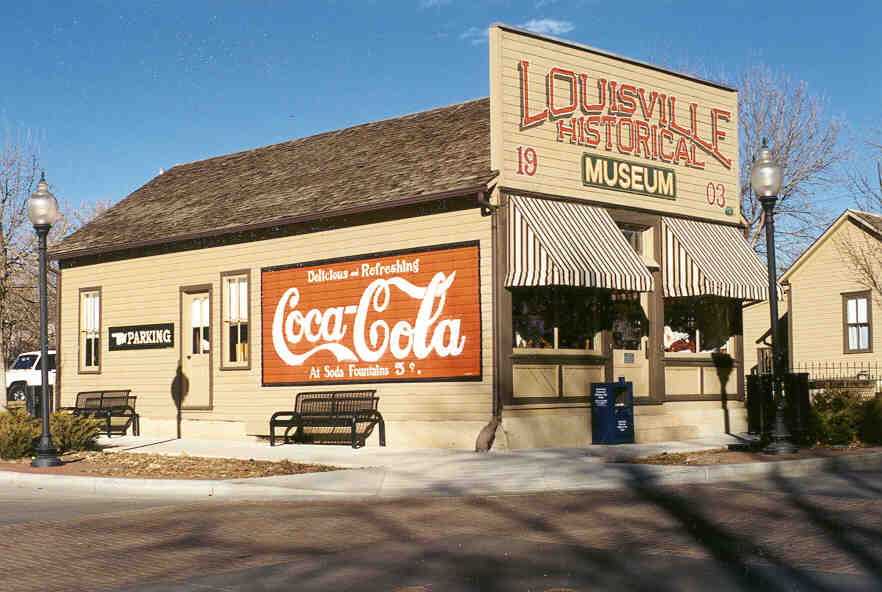Louisville colorado real estate and community information for Best small towns to live in colorado