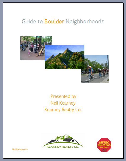 Guide to Boulder Neighborhoods Neil