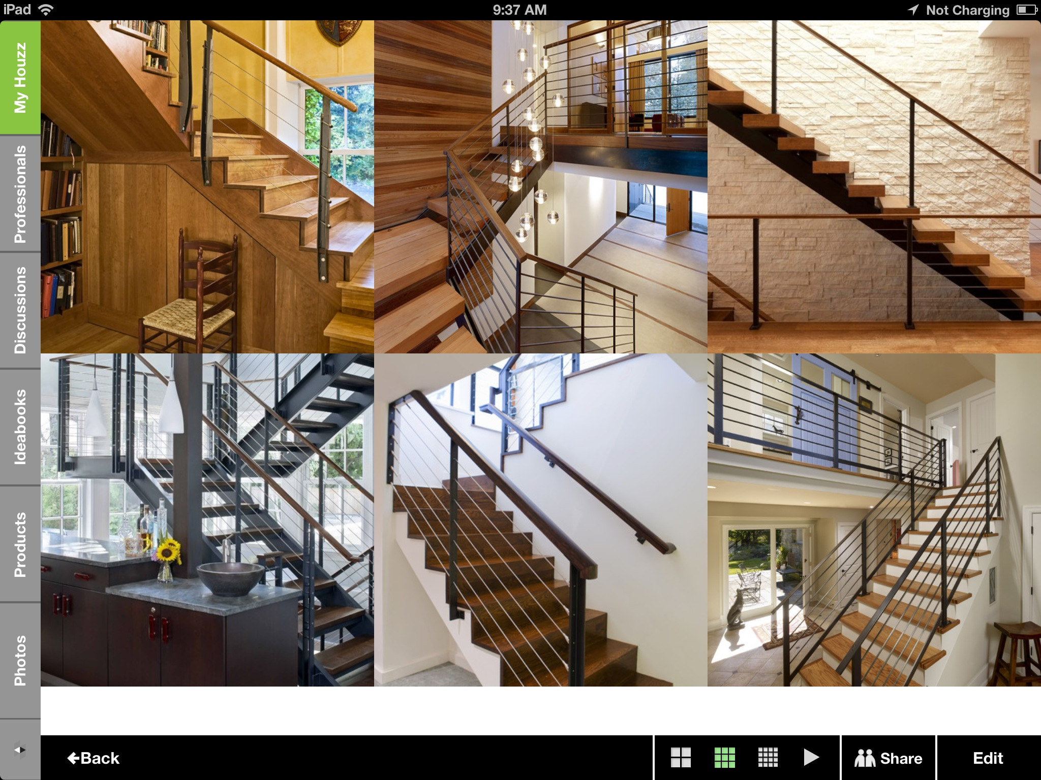 . Houzz com   A Great App for Great Decorating and Remodeling Ideas