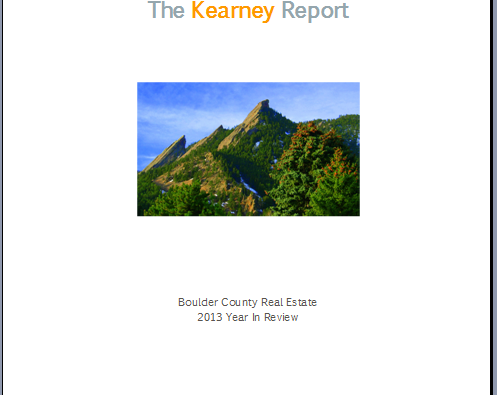 Kearney Realty Report year end 2013