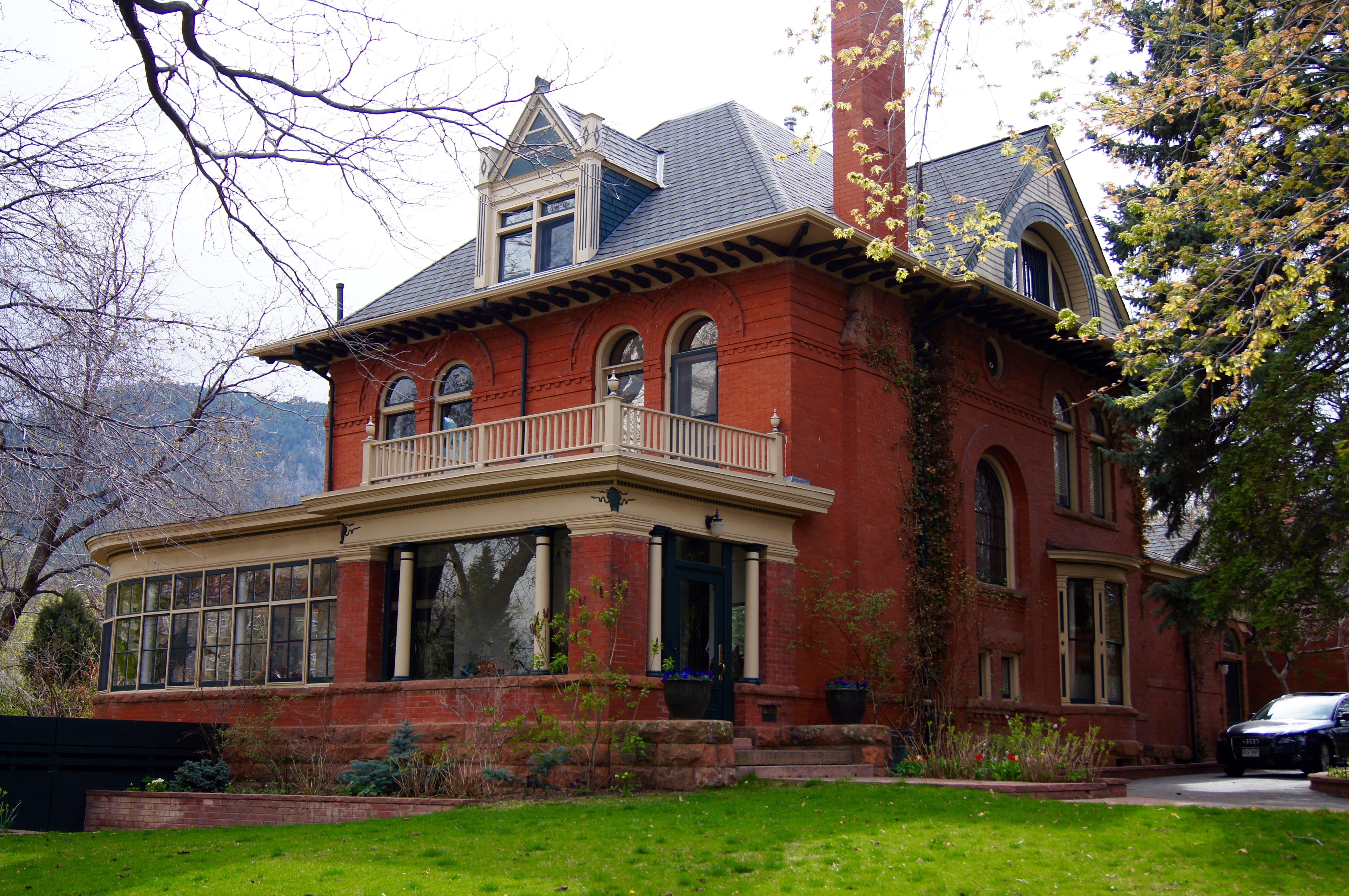 Boulder Walking Tours Mapleton Hill Kearney Realty Co