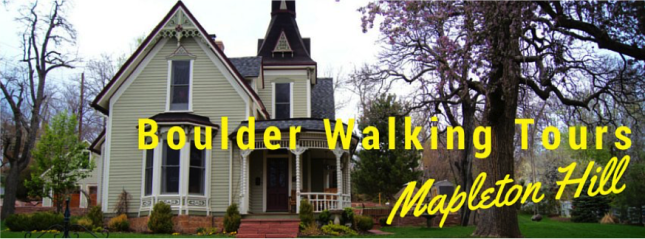 Mapleton Hill Walking Tour